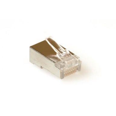 Intronics TD108B Modularkontakt RJ45 8/8, 25-pack