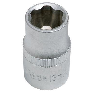 """Ironside 116220 Hylse 1/2"""", innvendig sekskant"""