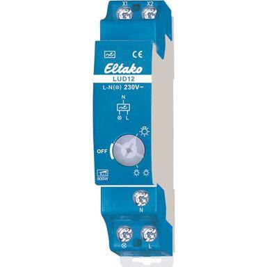 Eltako 21100805 Effektutökare 12-230V, dinmontage