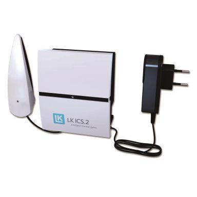 LK Systems 1 ICS.2 Mottagarenhet för rumstermostat RF ICS.2