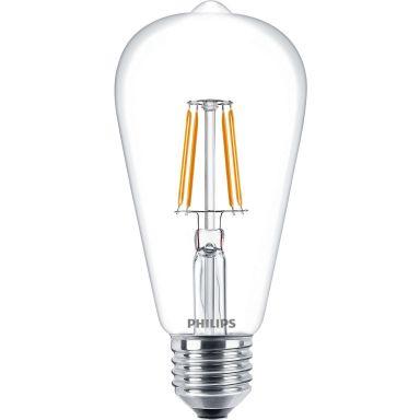 Philips Classic LED Filament LED-lampa 4 W, edisonform