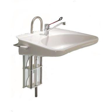 Gustavsberg Care Basic Tvättställslyft vit, gasfjädrad
