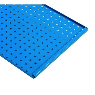 X-ponent Inredning 101101 Verktygspanel perfoplåt, 2 mm, blå
