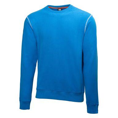 Helly Hansen Workwear 79026-530 Sweatshirt blå