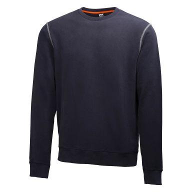 Helly Hansen Workwear 79026-590 Sweatshirt marineblå
