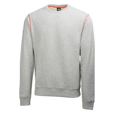 Helly Hansen Workwear 79026-950 Sweatshirt grå