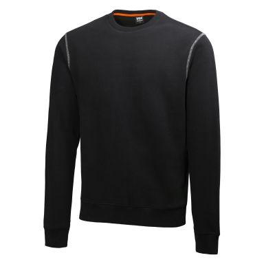 Helly Hansen Workwear 79026-990 Sweatshirt svart