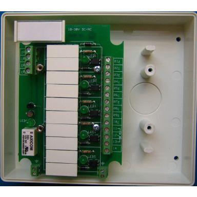 Alarmtech 4103.7003 Sikringsboks 10-30 V DC/AC, skruemodell