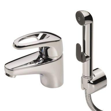 Oras Safira Tvättställsblandare med handdusch