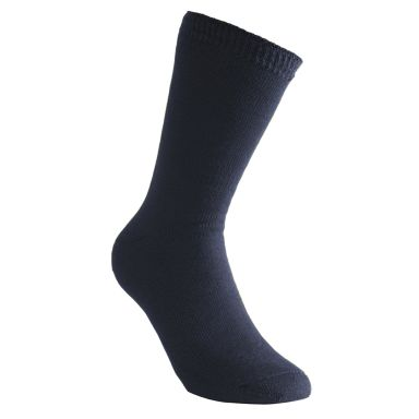 Woolpower Socks 400 Sokk marineblå