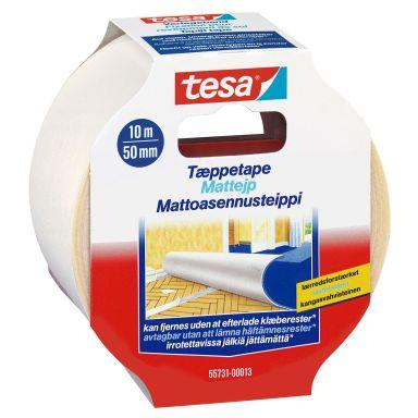 Tesa 55731 Teppeteip i polypropylen, dobbeltheftende