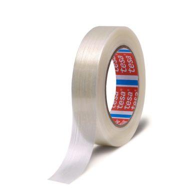 Tesa 4590 Pakkausteippi läpinäkyvä, lasikuituvahvistus