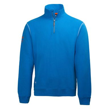 Helly Hansen Workwear 79027-530 Sweatshirt blå