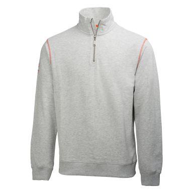 Helly Hansen Workwear 79027-950 Sweatshirt grå