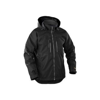 Blåkläder 489019779900M Vinterjacka funktionsjacka, svart, lättfodrad