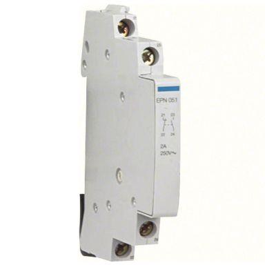 Hager EPN051 Hjälpkontakt 250 V, 2 A