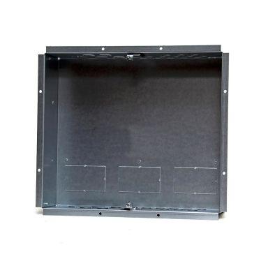 Garo NIL 20-1 Bottenlåda infällt montage, plåt, 20 moduler