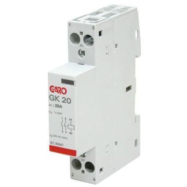 Garo GK20 2NO 230V AC Kontaktor 2 slutande