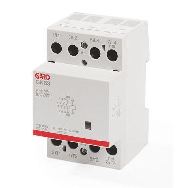 Garo GK63 Kontaktor 230V, 4-polig