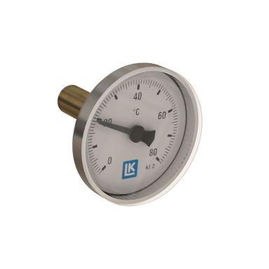 LK Systems 2434747 Termometer 0-80 °C