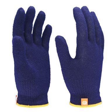 Workhand Thermofit Handske Sömlös Bomull/Lycra