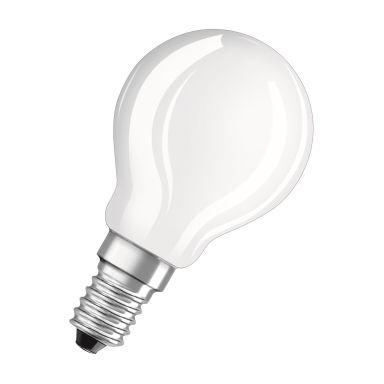 Osram Classic P Retrofit LED-lampa E14-sockel, matt