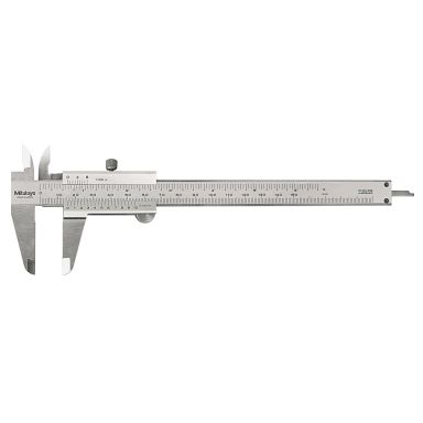Mitutoyo 530-104 Työntömitta 0-150 mm, metri/tuuma