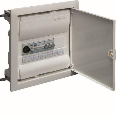Hager VU12NF Centralapparat Typ: Volta, IP30