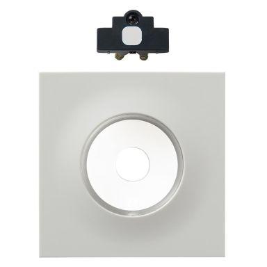 Elko EKO09606 Dimmerkit ljusenhet, ljusring och centrumplatta
