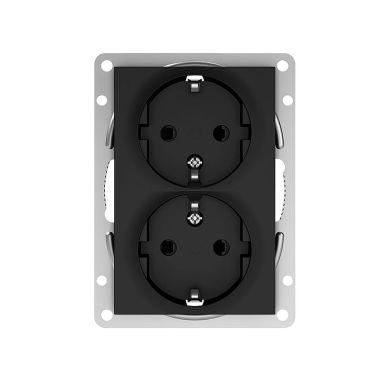 Elko Plus Option Vägguttag 2-vägs, för Plus Option
