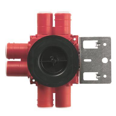 Elko 4512 Apparatboks brannklassifisert, 13–26 mm, 6 x 16/20 mm