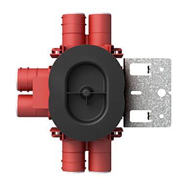 Elko 4515 Apparatboks brannklassifisert, 1,5 RF, 6 x 16/20 mm