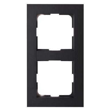 Elko Plus Kombinasjonsramme svart
