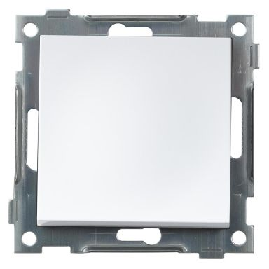 Elko Plus Trapp/1-P Snabb Strømstiller hvit, hurtigkobling