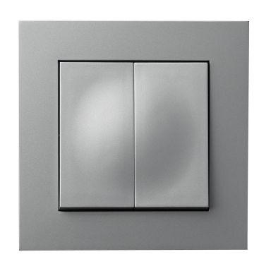 Elko Plus Strømstiller hurtigkobling, aluminium