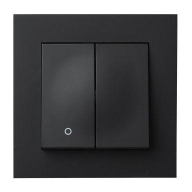 Elko Plus Strømstiller skruetilkobling, svart