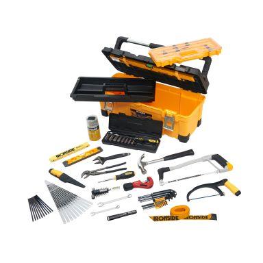 Ironside Pro 355794 Verktøysett VVS, 84 deler