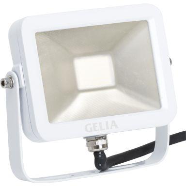 Gelia Slimline Strålkastare LED, 10 W, IP65