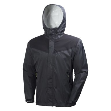H/H Workwear Magni Light Jacka svart