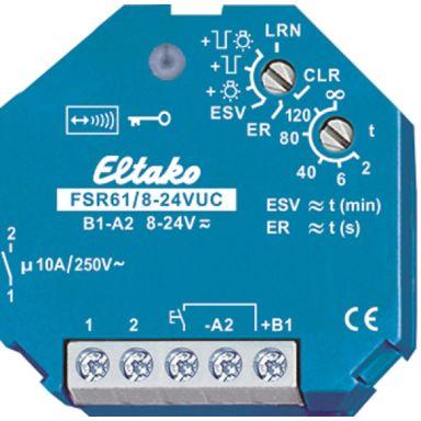 Eltako 30100004 Impulsrelä 230V AC, IP30