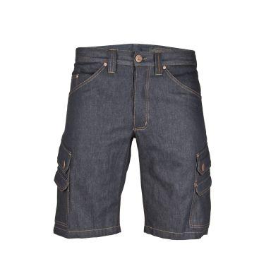 Dunderdon P60S Jeansshorts raw, Cordura