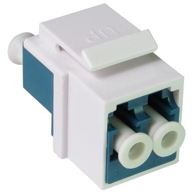 Elko EKO05513 Adapter för singelmode fiber, blå
