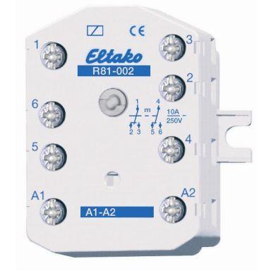 Eltako R81-002-230VAC Arbeidsstrømrelé 2 vekslende, 230 V, 10 A