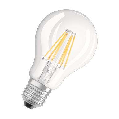 Osram Normal A Retrofit LED-lampa 806 lm, 7 W, 3-pack