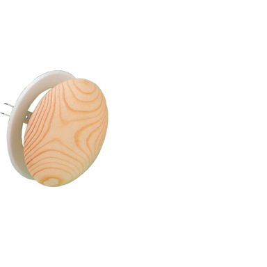 Pisla 31100600 Bastuventil trä, 100 mm