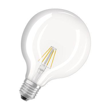 Osram Retrofit Glob LED-lampa klar