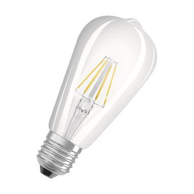 Osram Retrofit ST64 LED-lampa oval, E27
