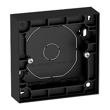 Elko Plus Forhøyningsramme 20 mm, svart