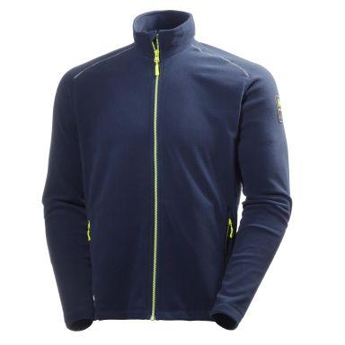 Helly Hansen Workwear Aker Fleecejacka marinblå