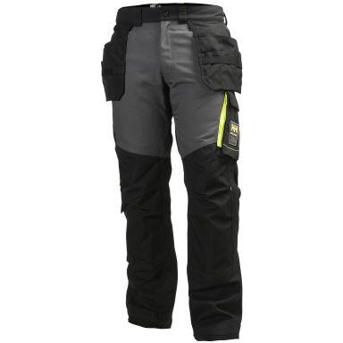 H/H Workwear Aker Arbetsbyxa svart